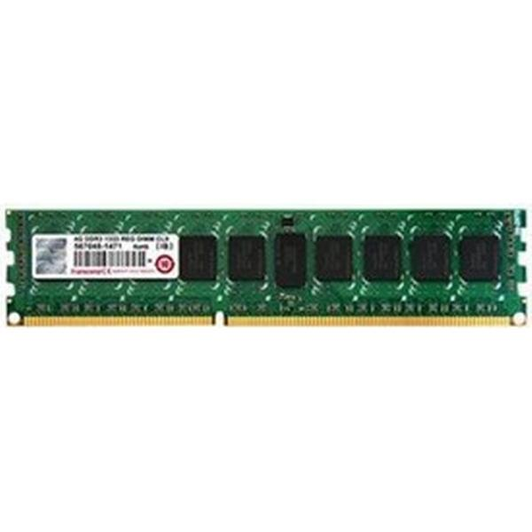 Transcend DDR3 1600MHz 2GB ECC Reg (TS256MKR72V6N)