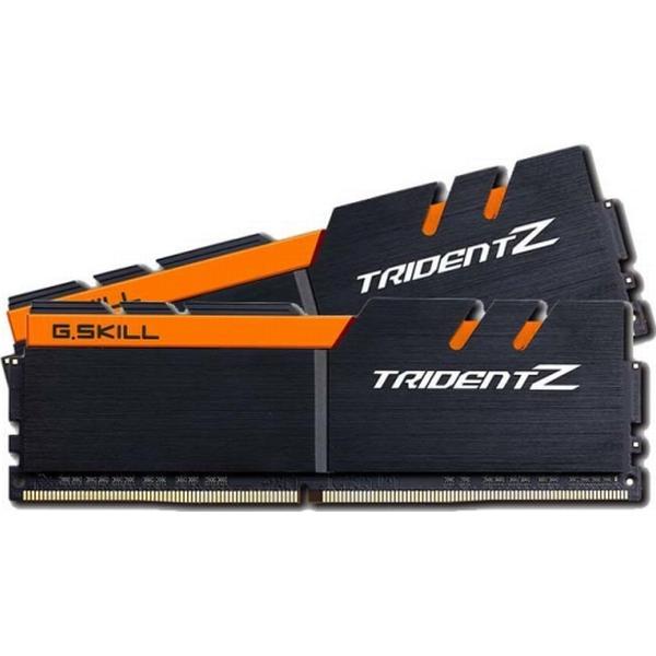 G.Skill Trident Z DDR4 3200MHz 2x8GB (F4-3200C16D-16GTZKO)