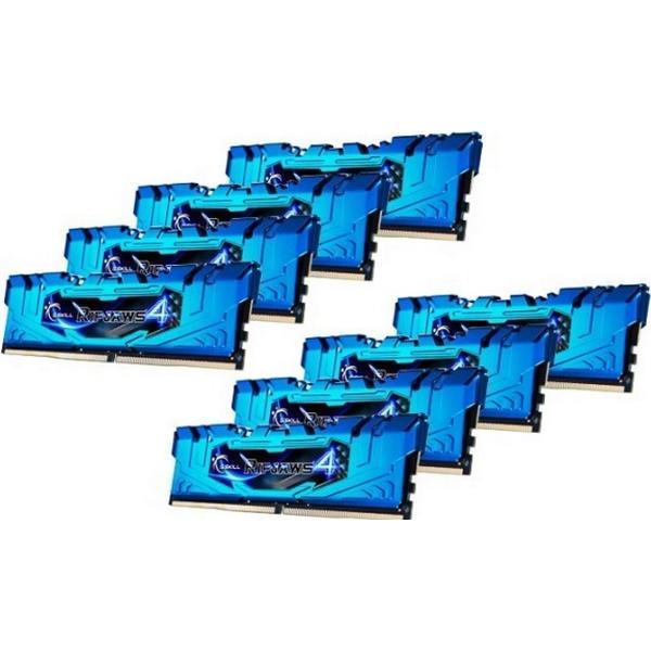 G.Skill Ripjaws 4 DDR4 3000MHz 8x4GB (F4-3000C15Q2-32GRBB)