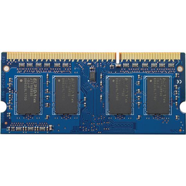 HP DDR3 1600MHz 2GB (B4U38AA)