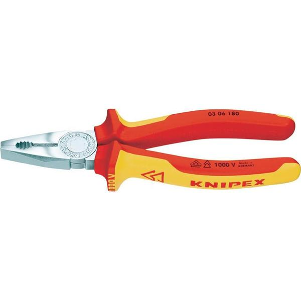 Knipex 3 6 180 Kombinationstang