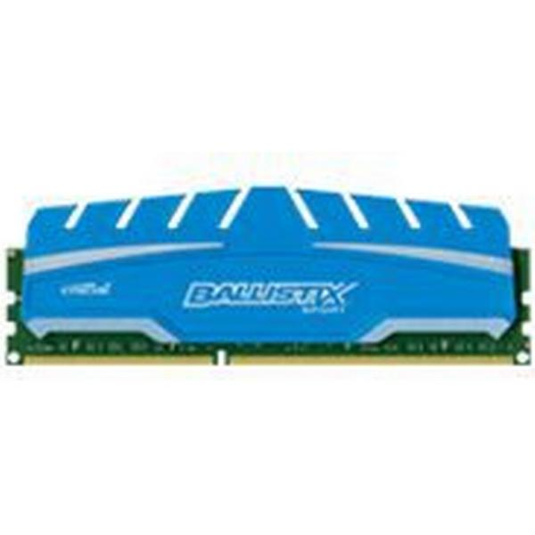 Crucial Ballistix Sport DDR3 1600MHz 4GB (BLS4G3D169DS3J)