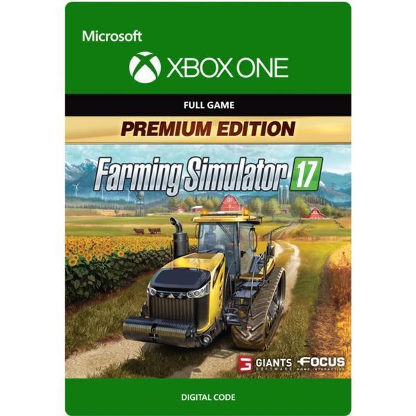Farming Simulator 17: Premium Edition