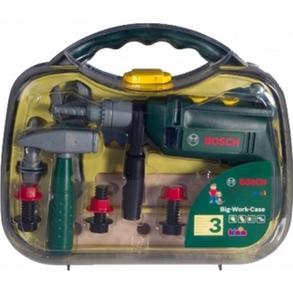 Klein Bosch Tool Case Big with Drill Transparent 8416