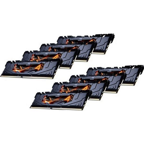 G.Skill Ripjaws 4 DDR4 2400MHz 8x8GB (F4-2400C15Q2-64GRK)