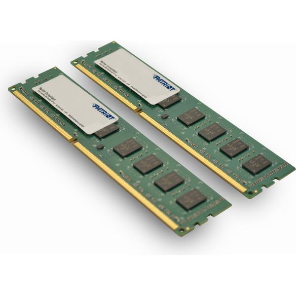 Patriot Signature Line DDR3 1600MHz 2x4GB (PSD38G1600K)