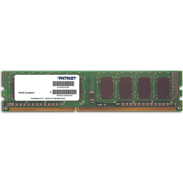 Patriot Signature Line DDR3 1600MHz 8GB (PSD38G16002)