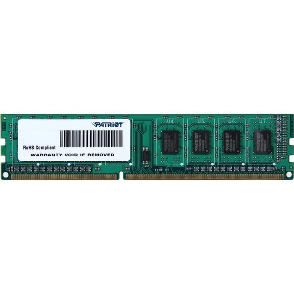 Patriot Signature Line DDR3 1333MHz 4GB (PSD34G133381)