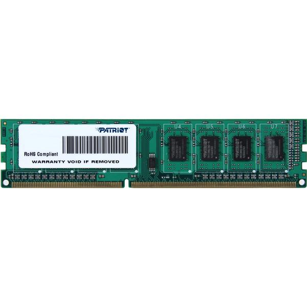 Patriot Signature Line DDR3 1600MHz 4GB (PSD34G160081)