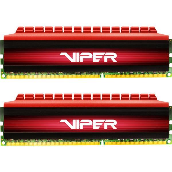 Patriot Viper 4 Series DDR4 3000MHz 2x4GB (PV48G300C6K)
