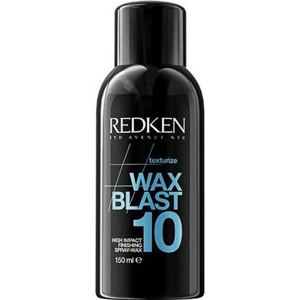 Redken Wax Blast 10 High Impact Finishing Spray Wax 150ml