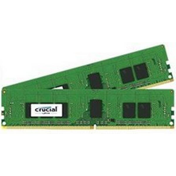 Crucial DDR4 2133MHz 2x4GB ECC Registered (CT2K4G4RFS8213)