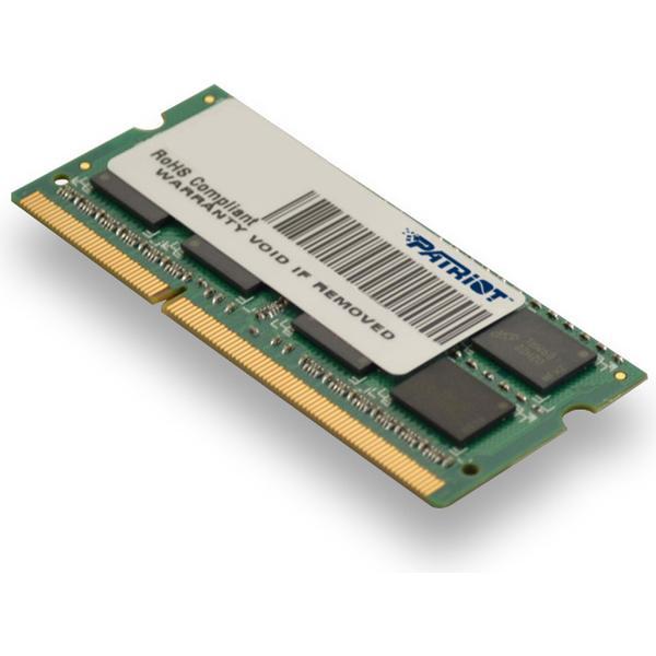 Patriot Signature Line DDR3 1333MHz 4GB (PSD34G13332S)