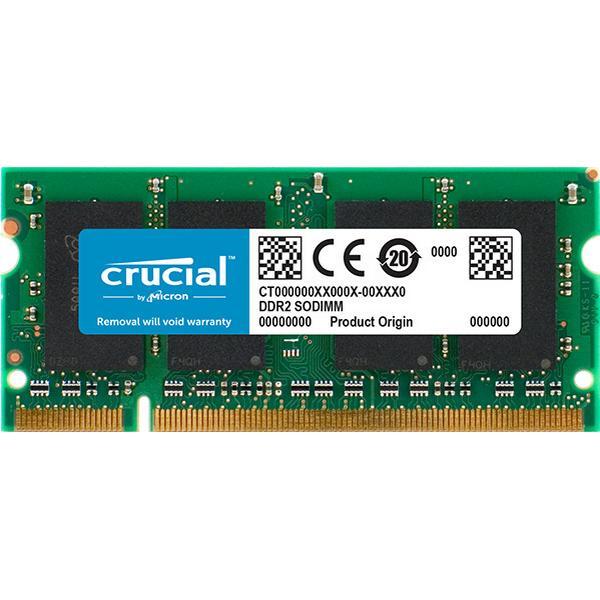 Crucial DDR2 800MHz 4GB (CT51264AC800)