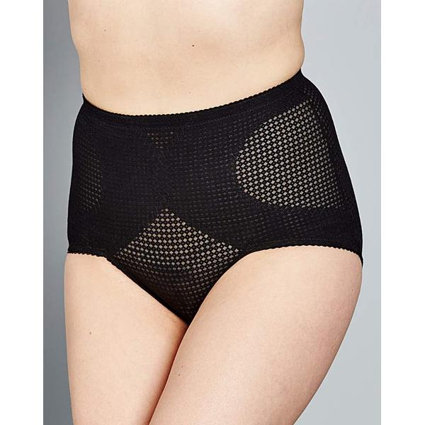 Miss Mary of Sweden Pantee Girdle Black (4439)