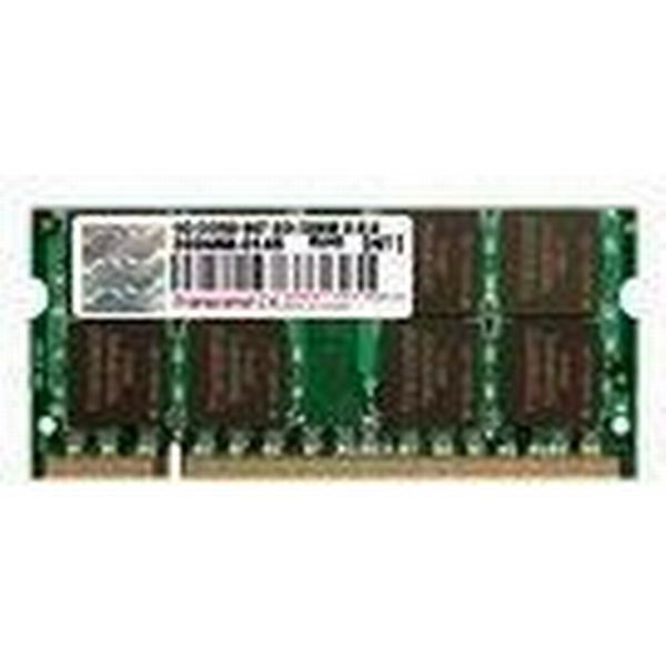 Transcend JetRam DDR2 800MHz 2GB (JM800QSU-2G)