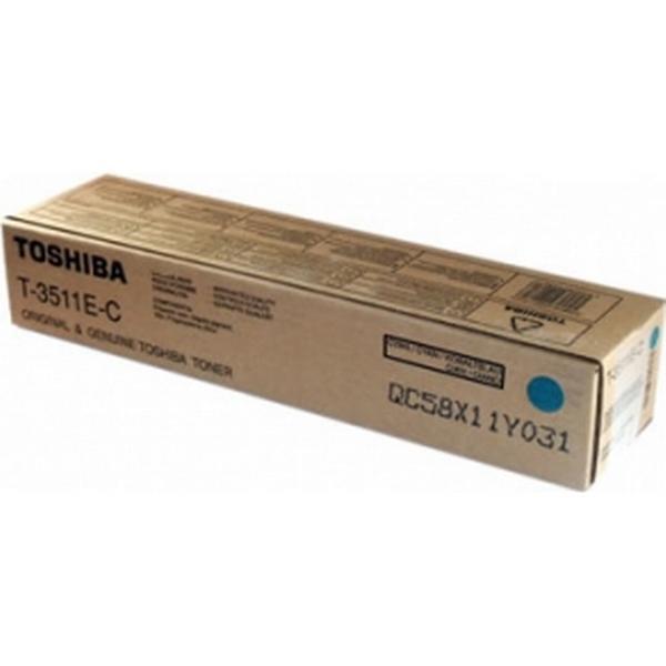 Toshiba (6AK00000054) Original Toner Cyan 7000 Sidor