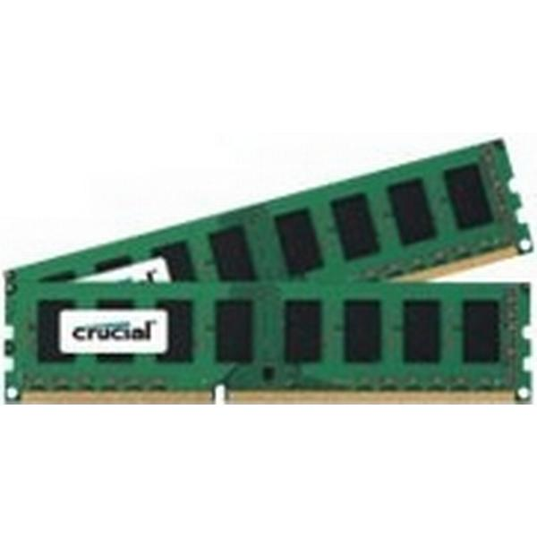 Crucial DDR3 1600MHz 2x4GB (CT2KIT51264BD160BJ)