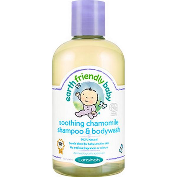 Lansinoh Shampoo og Bodywash Kamille