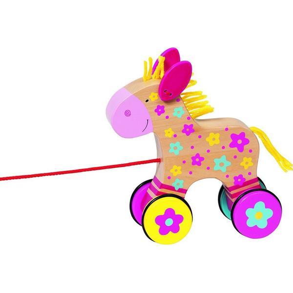 Goki Clahra the Horse Pull Along Animal