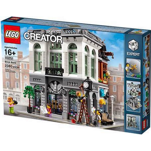 Lego Creator Klodsbank 10251