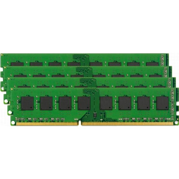 Kingston DDR3 1600MHz 4x8GB ECC Reg for HP Compaq (KTH-PL316SK4/32G)