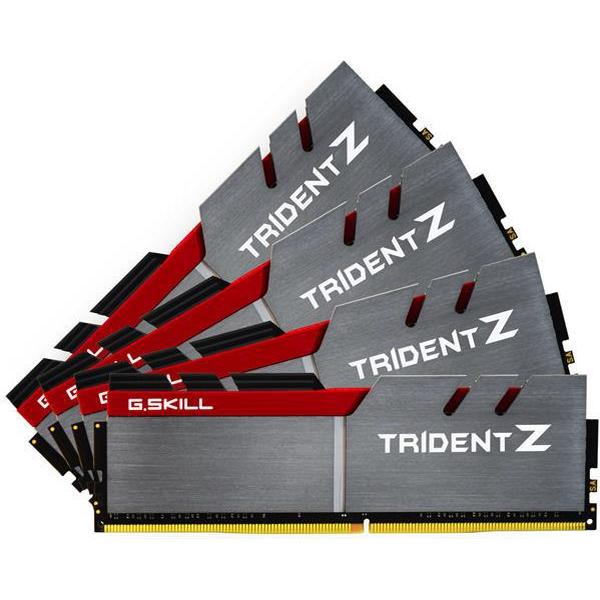 G.Skill Trident Z DDR4 3400MHz 4x16GB (F4-3400C16Q-64GTZ)