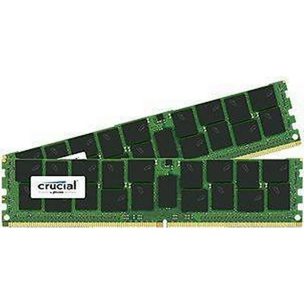 Crucial DDR4 2133MHz 2x8GB ECC Reg (CT2K8G4RFD8213)