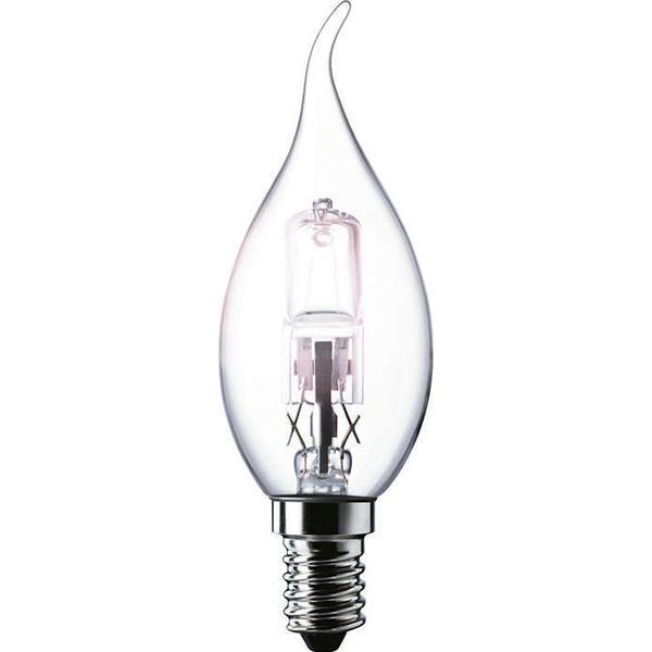 Philips 11.5cm Classic Halogen Lamp 28W E14