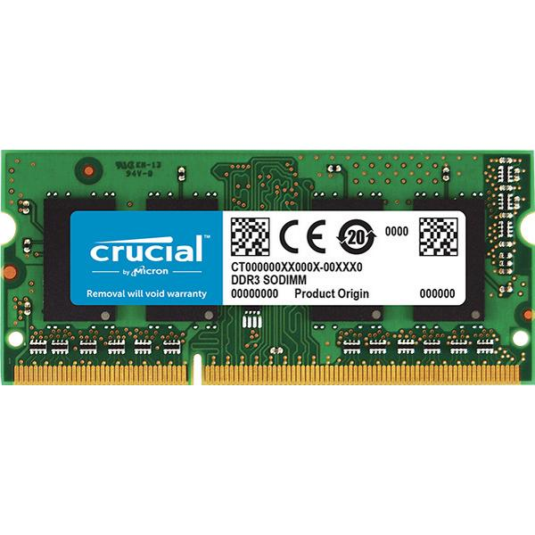 Crucial DDR3L 1600MHz 2GB (CT25664BF160BJ)