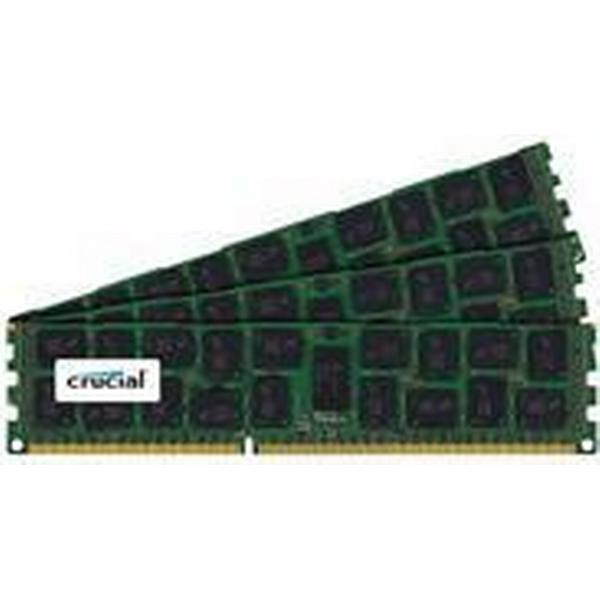 Crucial DDR3 1600MHz 3x8GB ECC (CT3K8G3ERSLD4160B)