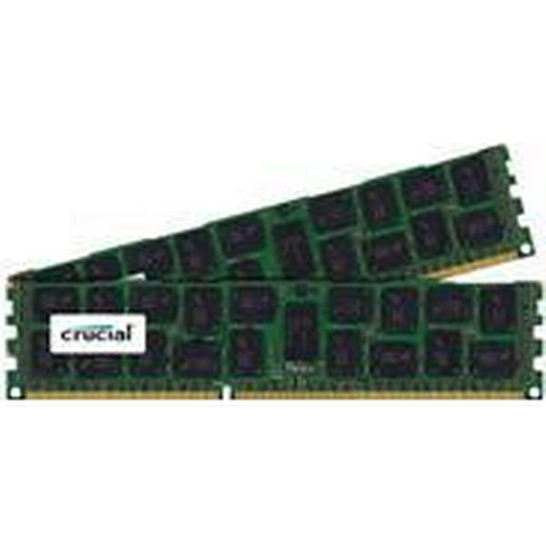 Crucial DDR3 1600MHz2x8GB ECC Reg (CT2K8G3ERSLS4160B)