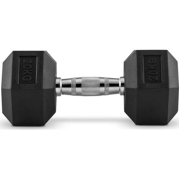 Capital Sports Hexbell Dumbbell 20kg