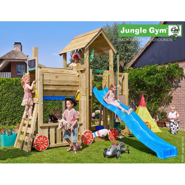 Jungle Gym Mansion Tog