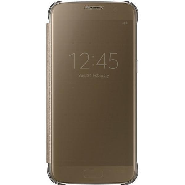 Samsung Clear View Cover (Galaxy S6 Edge+)