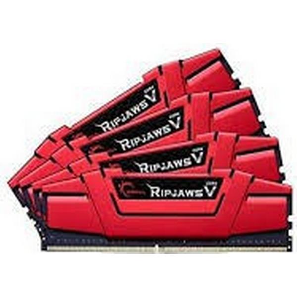 G.Skill Ripjaws V DDR4 3333MHz 4x8GB (F4-3333C16Q-32GVR)