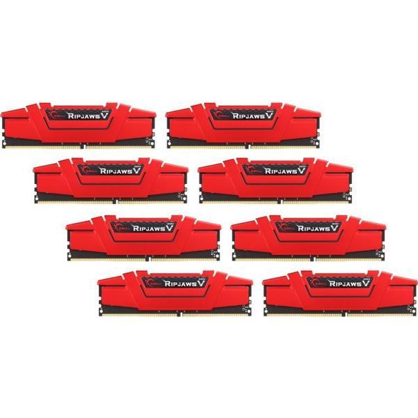 G.Skill Ripjaws V DDR4 3200MHz 8x8GB (F4-3200C16Q2-64GVR)