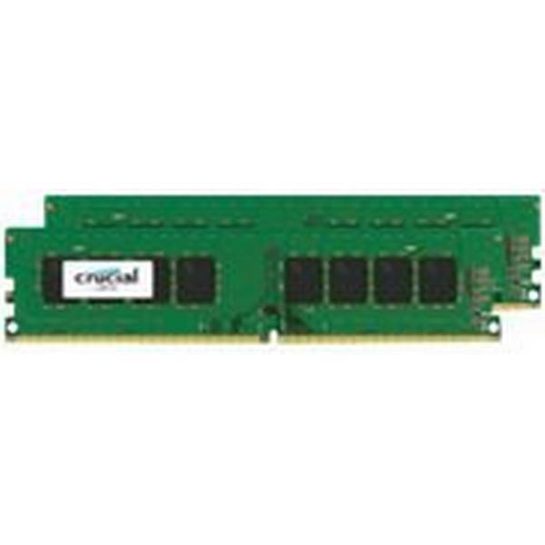 Crucial DDR4 2400MHz 2x4GB (CT2K4G4DFS824A)