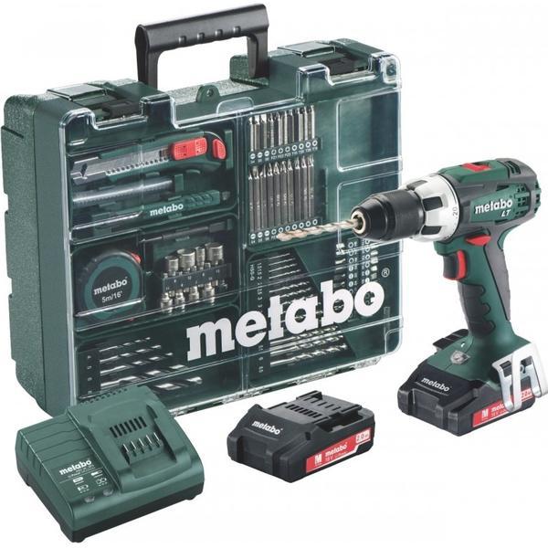 Metabo BS 18 LT Set (2x2.0Ah) (602102600)
