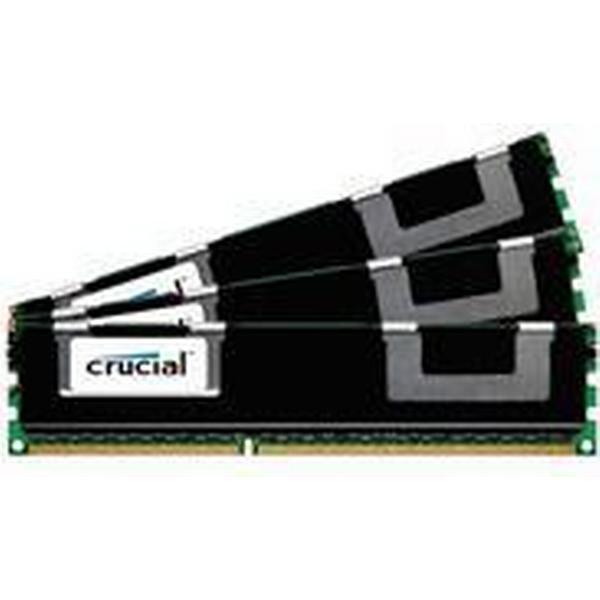 Crucial DDR3 1866MHz 3 x 8GB ECC Reg (CT3K8G3ERSDS4186D)