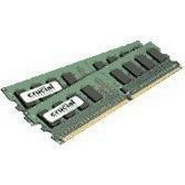 Crucial DDR2 800MHz 2 x 1GB (CT2KIT12864AA800)