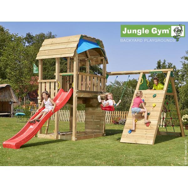 Jungle Gym Barn Climb