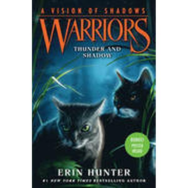 Warriors: A Vision of Shadows #2: Thunder and Shadow (Inbunden, 2016)