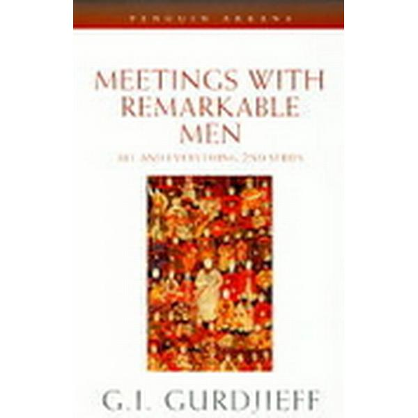 Meetings With Remarkable Men (Pocket, 1969)