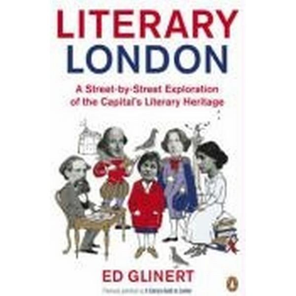 Literary London (Häftad, 2007)