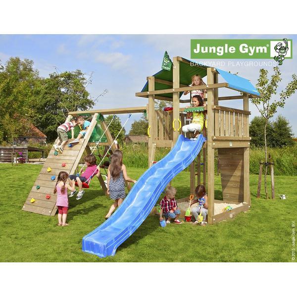 Jungle Gym Fort Climb
