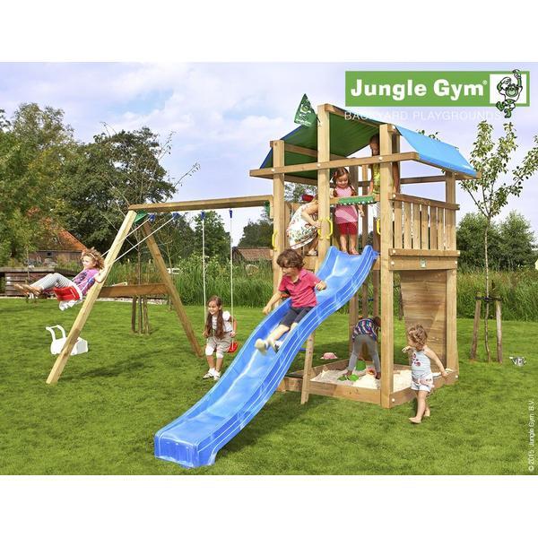 Jungle Gym Fort 2-Swing