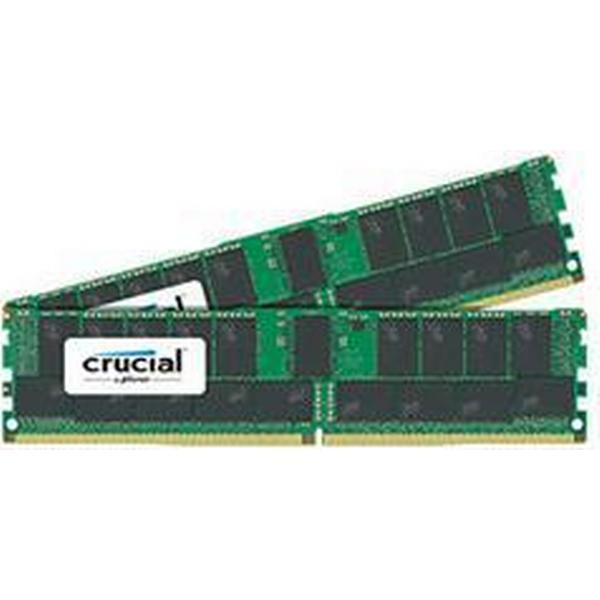 Crucial DDR4 2400MHz 4x32GB ECC Reg (CT4K32G4RFD424A)