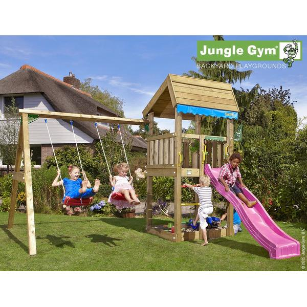 Jungle Gym Home 2-Swing