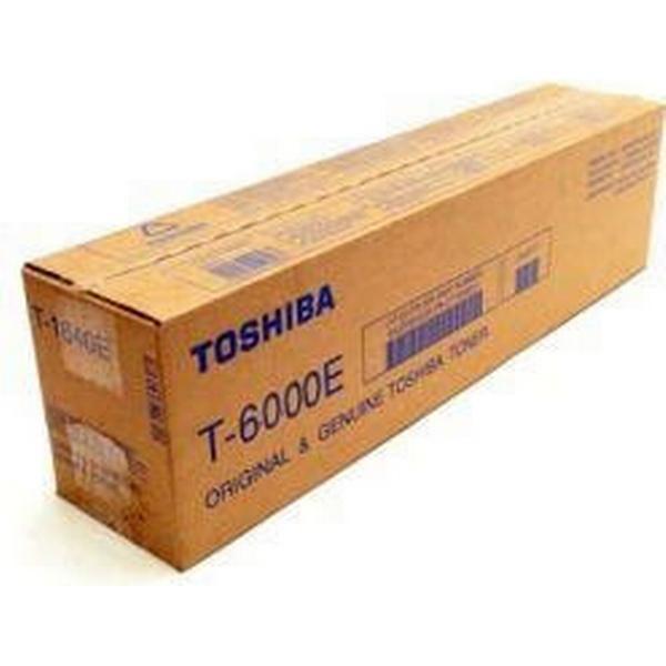Toshiba (T-6000E) Original Toner Svart